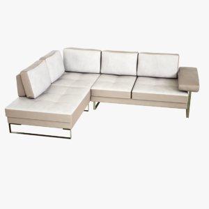 modo sofa fusion 3D