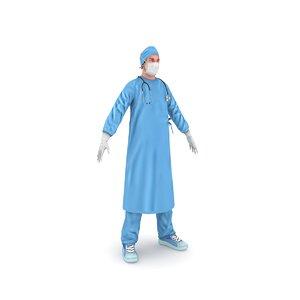 3D surgeon-2 model