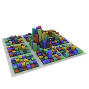 3D the square