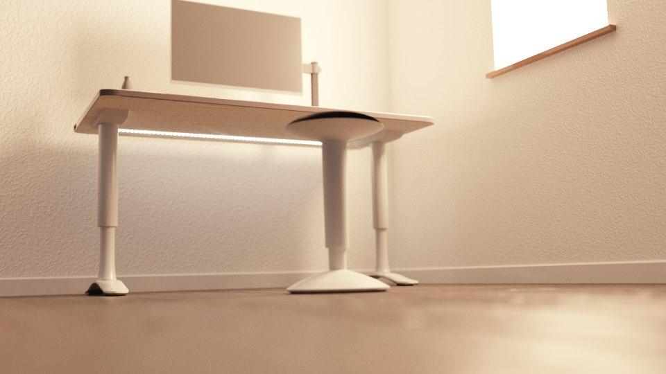 desk chair model