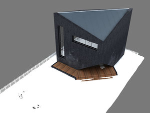 north house 3D model