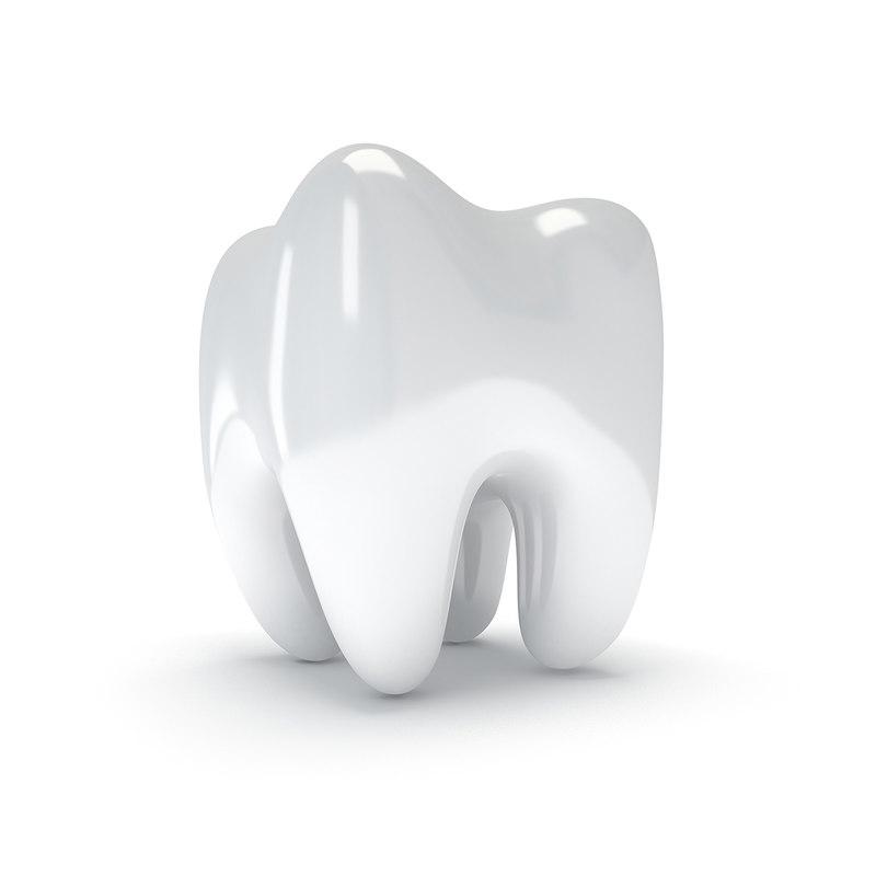3D tooth dental medicine