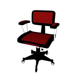3D chair official model