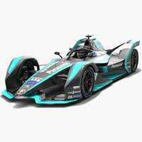 3D model gen2 panasonic racing formula