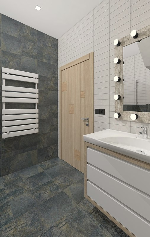 room bathroom wc model