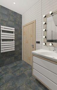 room bathroom wc model