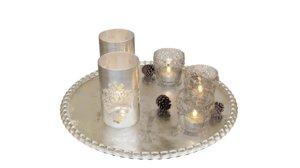 3D candlesticks model