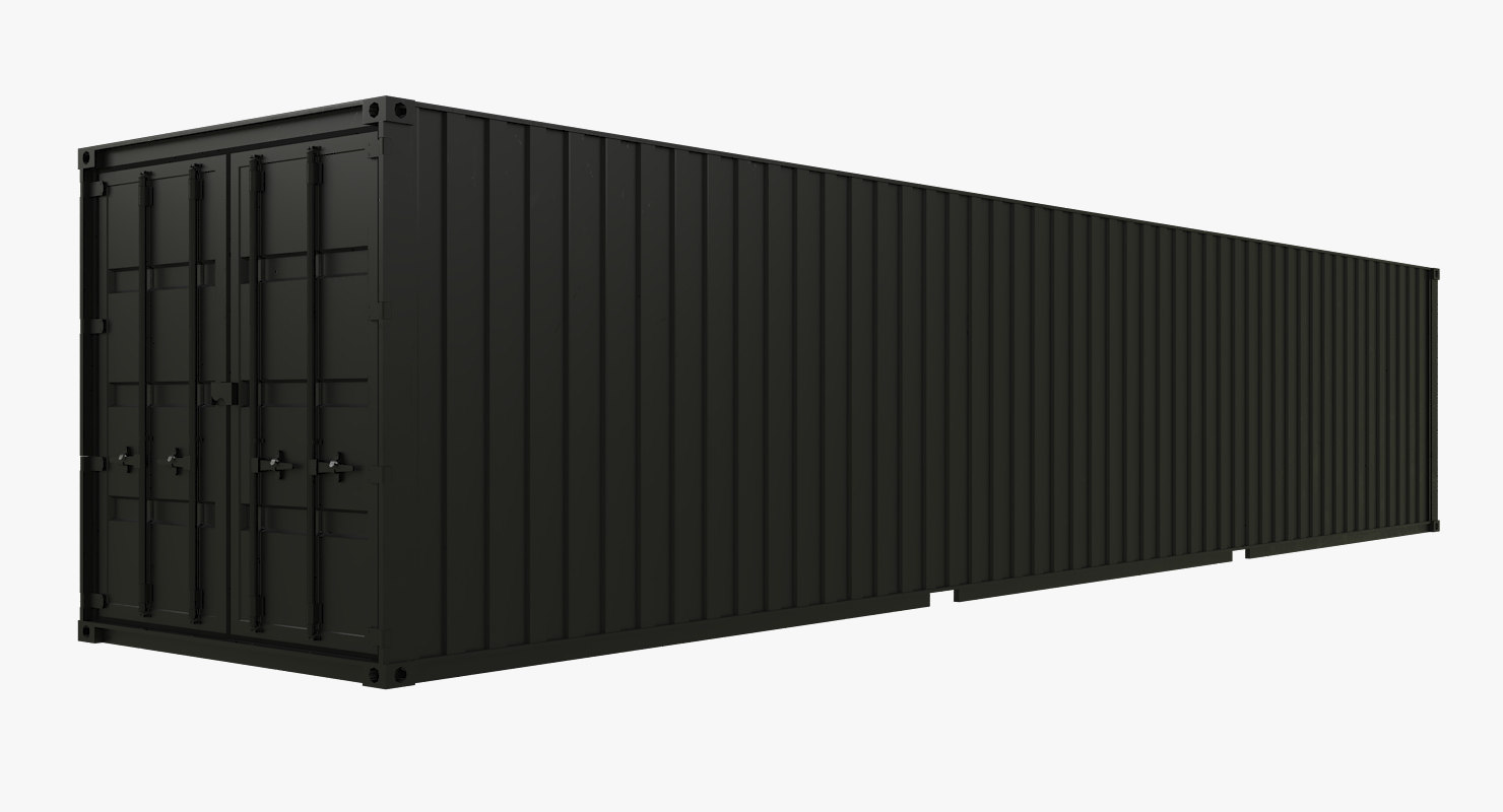 container modelling model