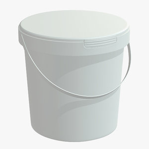 paint bucket 3D
