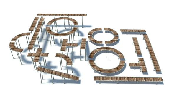 nitrous roads 3D model