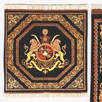 3D model ghom silk carpet sighned: