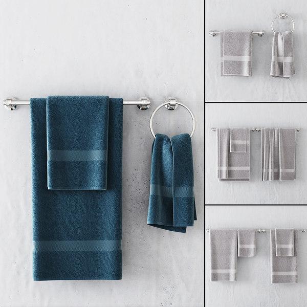 3d 802-gram turkish towel collections