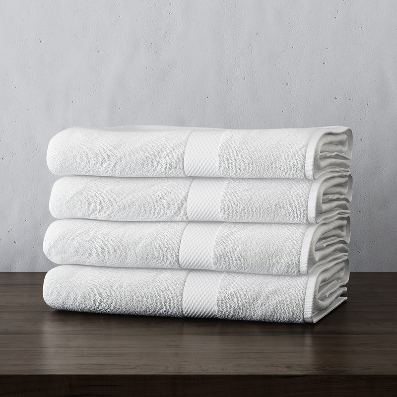 3d 802 Gram Turkish Towel Collections Model