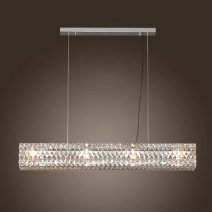 spiridon linear chandelier - 3d model