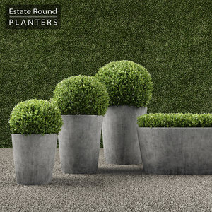 max realistic planters