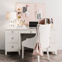 Bryn Storage Desk