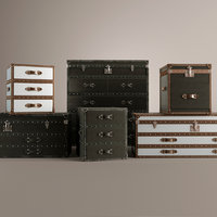 3D drawers chest