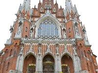church palace ultra hd 3D model