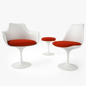 max tulip chair