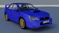 Subaru Impreza WRX STI (2003)