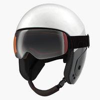 ski helmet model