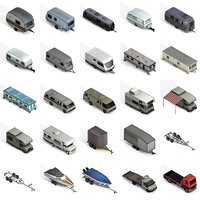 Trailers and Motorhomes Pack