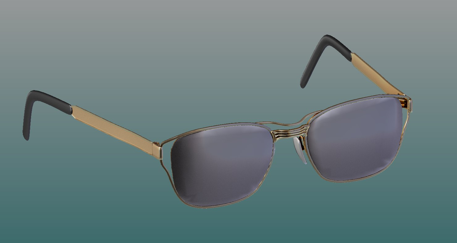 sunglasse model