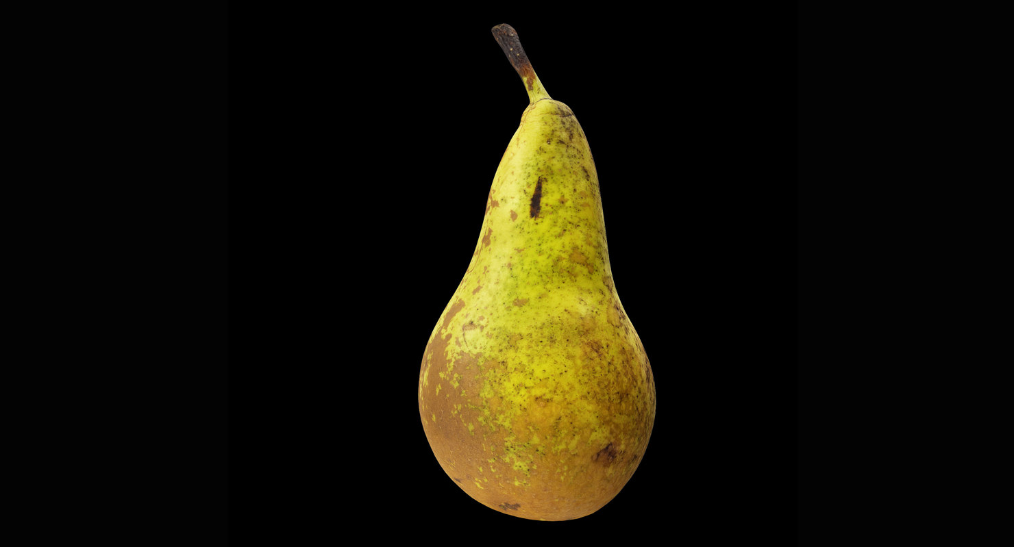 3D pear conference