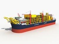 FPSO Factory Ship