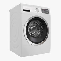dryer washer wash 3D model