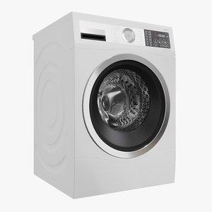 dryer washer wash 3D model