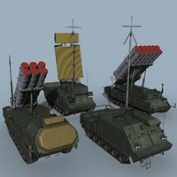 SA-17 Buk-M3 battalion (Light Edition)