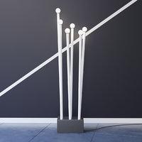 modern floor lamp model