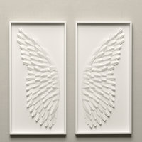 ANGEL WING ART