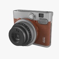 3D model fujifilm instax mini 90
