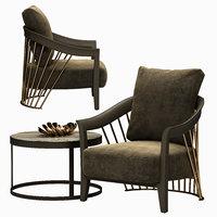 - dorothy armchair bis 3D