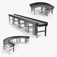 Roller Conveyors Collection