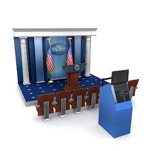 white house press room max