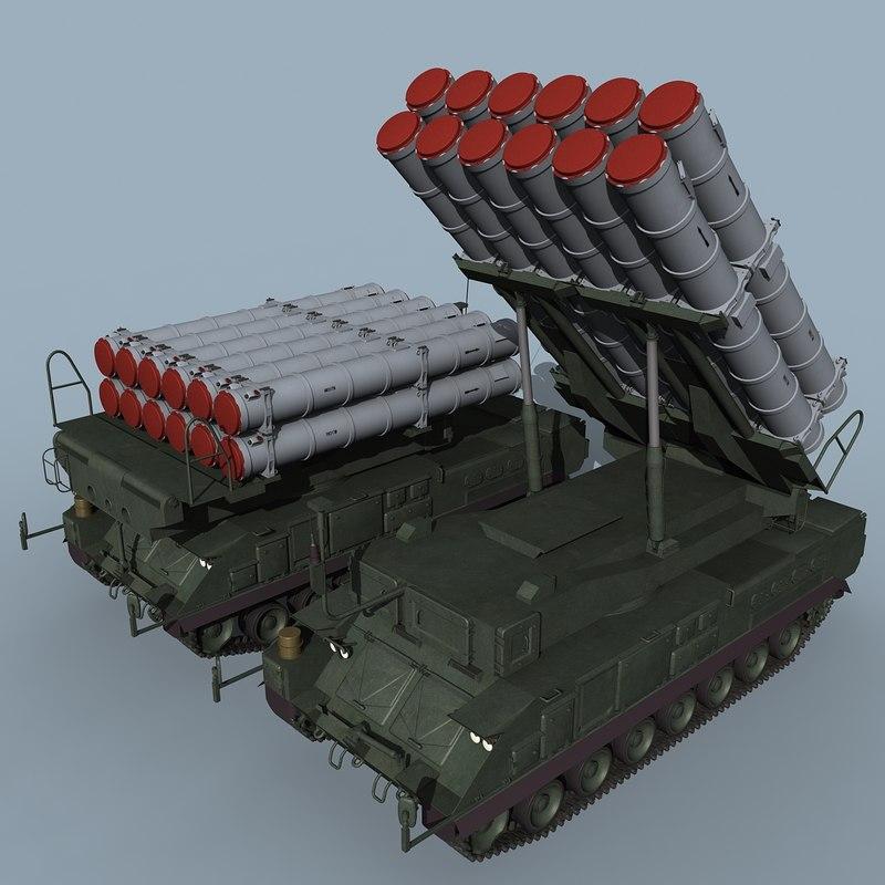 3D buk-m3 buk sa-17 tel
