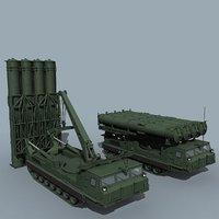 SA-12a/23a Gladiator TEL