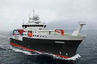 RRS Discovery Vessel