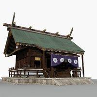 Japanese Temple 02