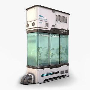 3D plant incubator 01