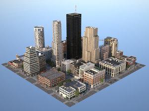 3d modular city kc2