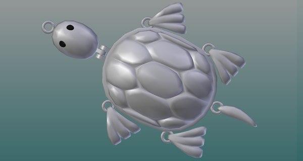 jewelry deco 3D model