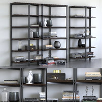 rack system 3D model