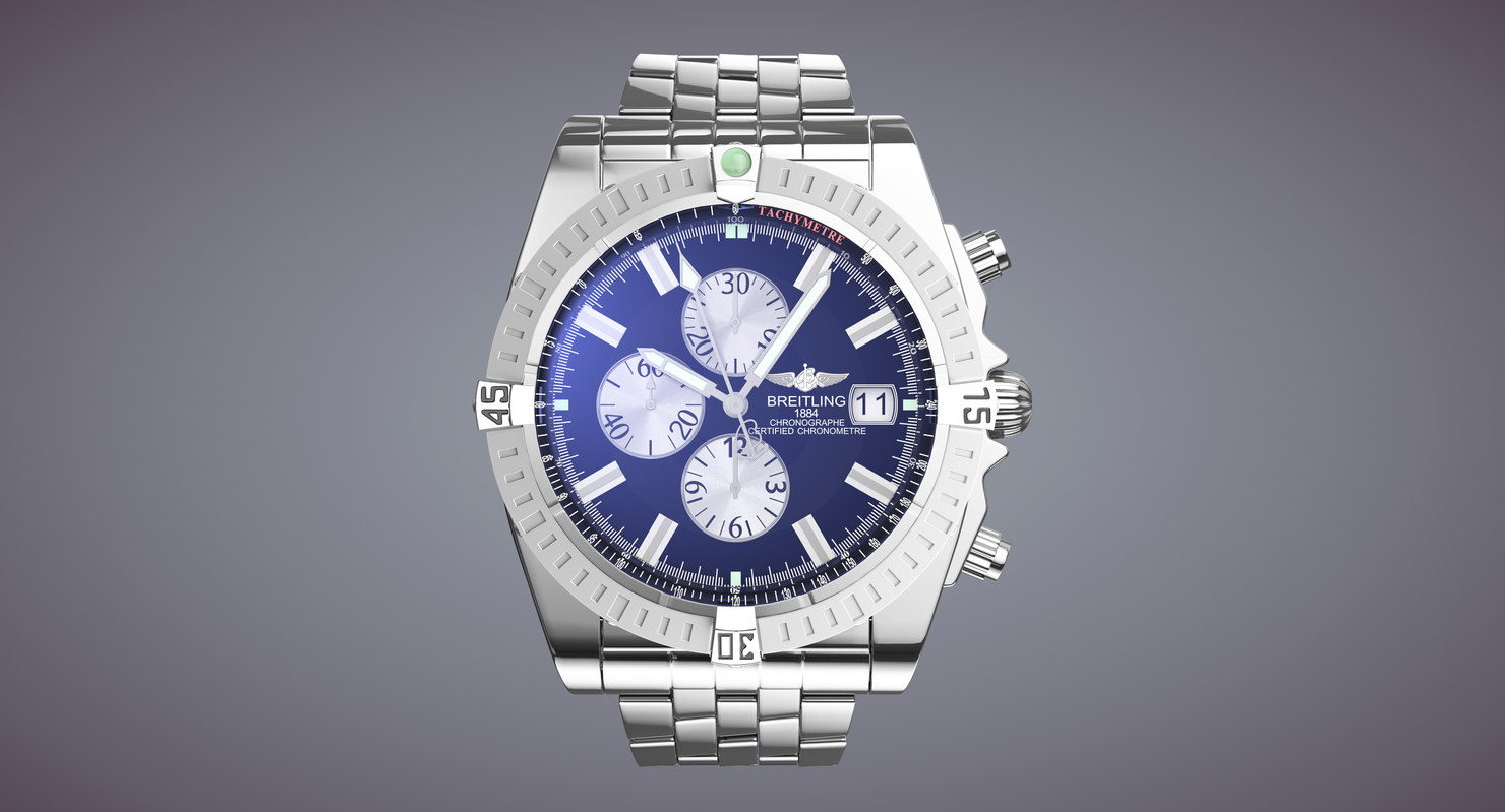 breitling watch model