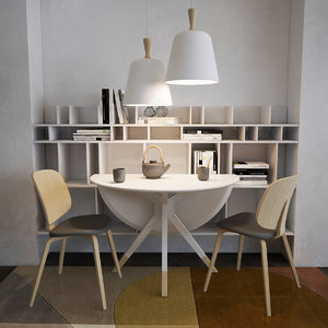 3D boconcept billund table model