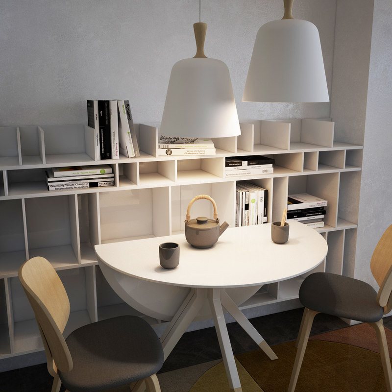... 3D Boconcept Billund Table Model ...