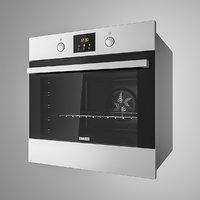 3D oven zanussi zop53792xk
